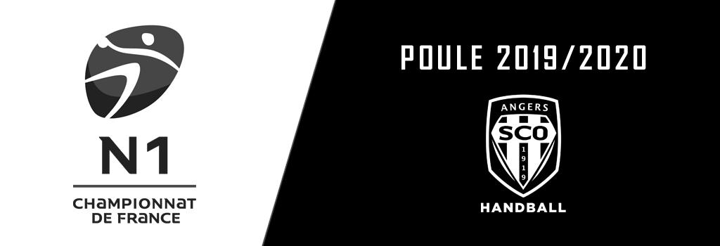 Sco Angers Calendrier.N1m Angers Sco Handball En Poule 1 De Nationale 1